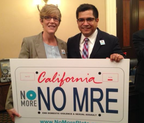Image of California Has its Own Specialized License Plate Dedicated to Domestic Violence and Sexual Assault Prevention!